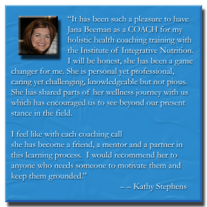 Kathy Stephens Testimonial